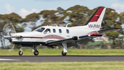 VH-PVM - Socata TBM-850 - Wagga Air Centre
