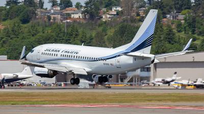 N709S - Boeing 737-5L9 - Sierra Pacific Airlines