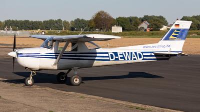 D-EWAD - Reims-Cessna F150M - Westflug Aachen