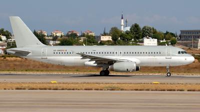 ER-00021 - Airbus A320-232 - Terra Avia