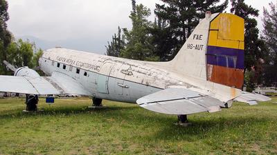 HC-AUT - Douglas C-47A Skytrain - Ecuador - Air Force
