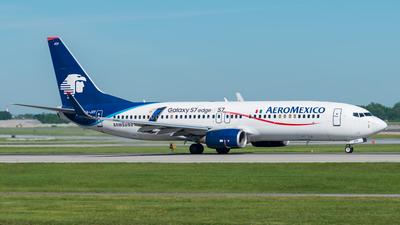 XA-JOY - Boeing 737-852 - Aeroméxico
