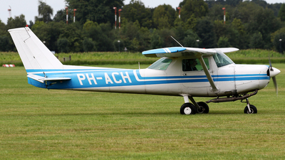 A picture of PHACH - Cessna F152 - [01838] - © Jeroen Stroes