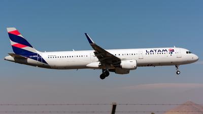 CC-BEQ - Airbus A321-211 - LATAM Airlines