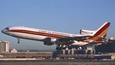 N102CK - Lockheed L-1011-200(F) Tristar - American International Airways (Kalitta)