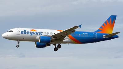 N274NV - Airbus A320-216 - Allegiant Air