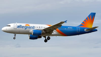 A picture of N274NV - Airbus A320214 - Allegiant Air - © Chris Pitchacaren