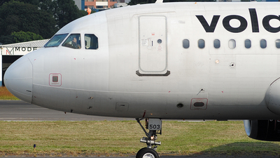 N503VL - Airbus A319-132 - Volaris