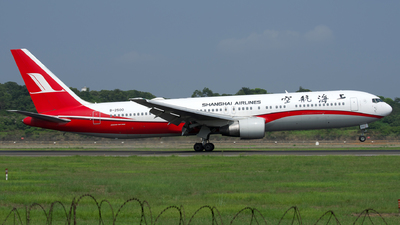 A picture of B2500 - Boeing 76736D(ER) - [35155] - © baobao723