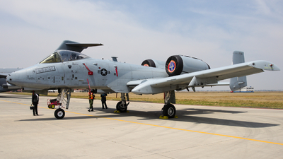 82-0648 - Fairchild A-10C Thunderbolt II - United States - US Air Force (USAF)