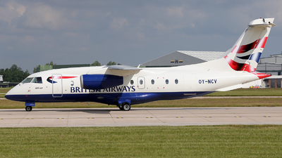 OY-NCV - Dornier Do-328-300 Jet - Sun Air