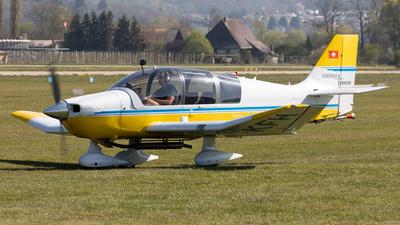 HB-KFH - Robin DR400/200R Remo - Segel und Motorfluggruppe Grenchen