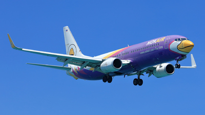 A picture of HSDBB - Boeing 7378AS - Nok Air - © Hao Phan