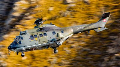 T-321 - Aérospatiale AS 332M1 Super Puma - Switzerland - Air Force