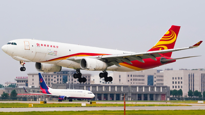 A picture of BLNX - Airbus A330243F - Hong Kong Air Cargo - © Spotter_DF767