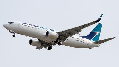 C-FLBV - Boeing 737-8CT - WestJet Airlines