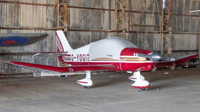 G-YOGI - Robin DR400/140B Major - Private