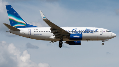VP-BIO - Boeing 737-7CT - Yakutia Airlines