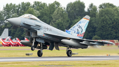 30-26 - Eurofighter Typhoon EF2000 - Germany - Air Force
