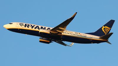 SP-RST - Boeing 737-8AS - Ryanair Sun