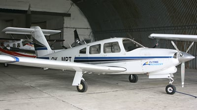 OK-MRT - Piper PA-28RT-201T Turbo Arrow IV - Flying Academy