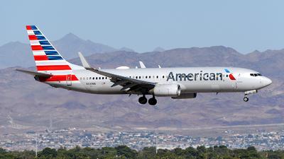 A picture of N939NN - Boeing 737823 - American Airlines - © JC