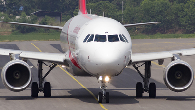 A6-ANX - Airbus A320-214 - Air Arabia