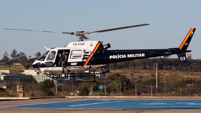 PR-PMF - Helibrás AS-350B2 Esquilo -