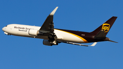 A picture of N311UP - Boeing 76734AF(ER) - UPS Airlines - © Conor Clancy