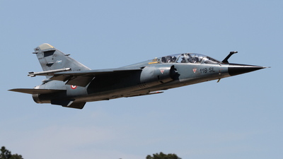 510 - Dassault Mirage F1B - France - Air Force
