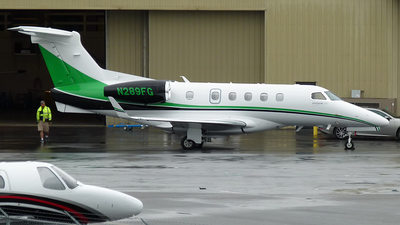 N289FG - Embraer 505 Phenom 300 - Private