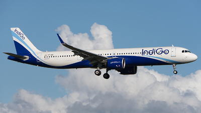 A picture of VTIUP - Airbus A321271NX - IndiGo - © Gianluca Mantellini