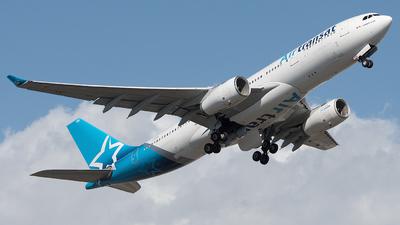 C-GTSI - Airbus A330-243 - Air Transat