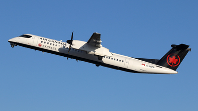C-GGFP - Bombardier Dash 8-Q402 - Air Canada Express (Jazz Aviation)