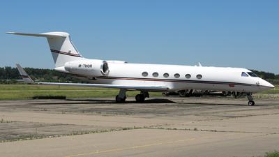 M-THOR - Gulfstream G-V - ExecuJet Europe