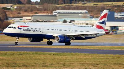 A picture of GMEDF - Airbus A321231 - British Airways - © R.Rimestad