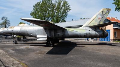 0501 - Ilyushin IL-28U Mascot - Czechoslovakia - Air Force