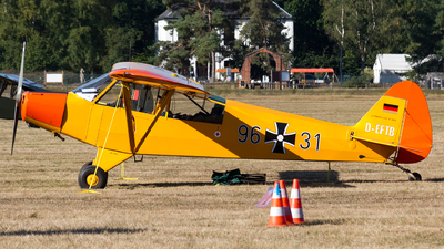 D-EFTB - Piper PA-18-95 Super Cub - Private