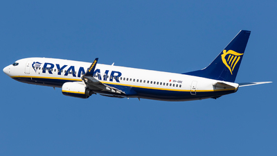 9H-QBE - Boeing 737-8AS - Ryanair (Malta Air)