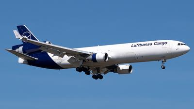 D-ALCA - McDonnell Douglas MD-11(F) - Lufthansa Cargo