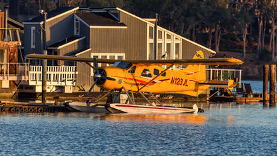 N123JL - De Havilland Canada DHC-2 Mk.I Beaver - Private