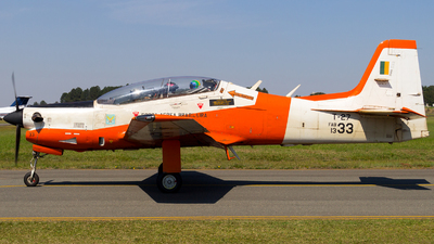 FAB1333 - Embraer T-27 Tucano - Brazil - Air Force