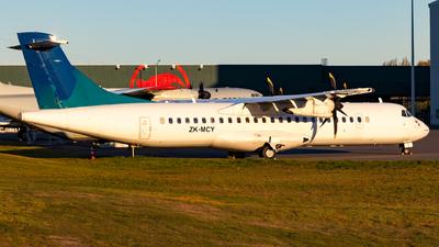 ZK-MCY - ATR 72-212A(500) - Air New Zealand