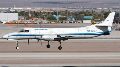 N426MA - Fairchild SA227-AC Metro III - Ameriflight