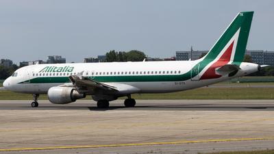 A picture of EIDTK - Airbus A320216 - Italia Trasporto Aereo - © Manuel Mancasola
