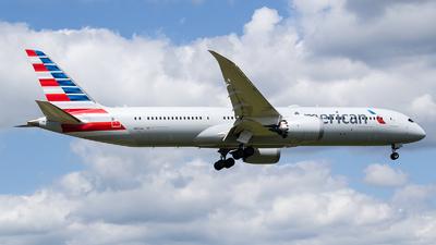 N831AA - Boeing 787-9 Dreamliner - American Airlines