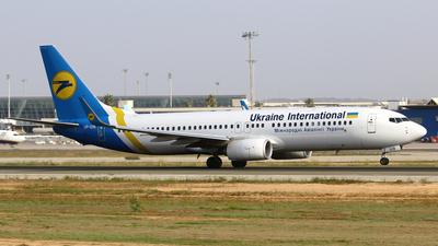 A picture of URUIB - Boeing 7378KV - [60175] - © Javier Rodriguez - Amics de Son Sant Joan