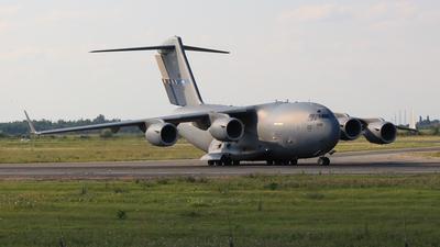 08-0002 - Boeing C-17A Globemaster III - NATO - Strategic Airlift Capability