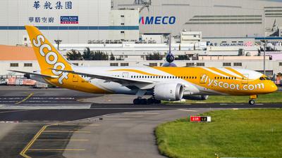 9V-OFK - Boeing 787-8 Dreamliner - Scoot