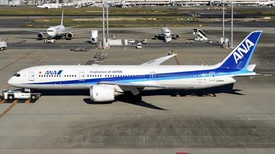 JA894A - Boeing 787-9 Dreamliner - All Nippon Airways (ANA)